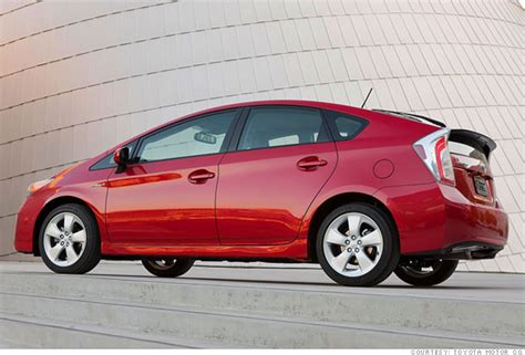 Toyota Prius Fuel Economy 2011 Toyota Prius Fuel Economy Best Gas Mileage Small
