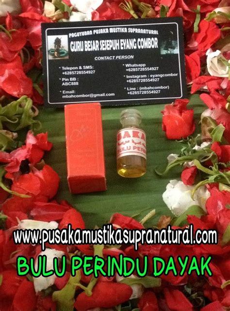 Minyak Bulu Murni minyak bulu perindu dayak paranormal sakti indonesia