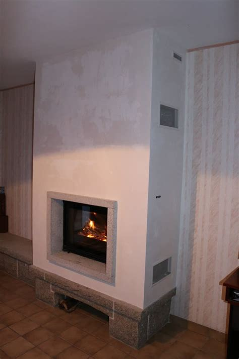 Cadre Cheminee by Chemin 233 E Cadre En Granit Avec Foyer Chaudi 232 Re 695 Ch
