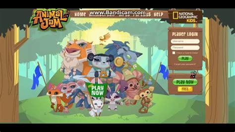 play game animal jam  youtube