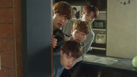 download film exo next door eps 1 sub indo exo next door leejin s drama corner