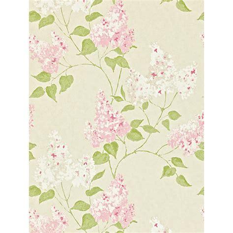 pink wallpaper john lewis buy sanderson lilacs wallpaper john lewis