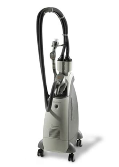 Ionithermie Detox Machine by About Velashape Shrinc Clinic Cellulite Reduction