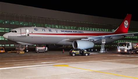 sichuan airlines prepares for launch with a330 200fs cargo facts