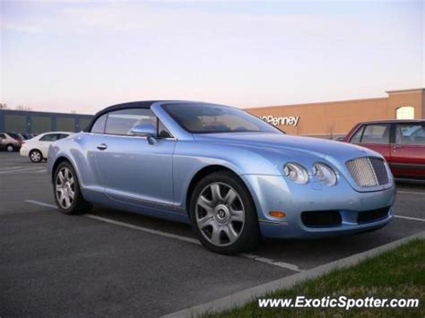 pittsburgh bentley bentley continental spotted in pittsburgh pennsylvania on