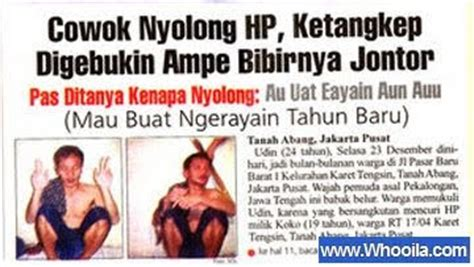 kumpulan judul film tentang hacker kumpulan koran indonesia dengan judul yang konyol