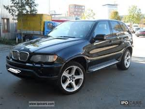 2002 bmw x5 4 6 sport package is navi leather