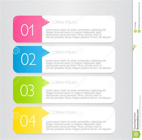 Business Infographic Template For Presentation Education Web Design Banner Brochure Flyer Website Presentation Template