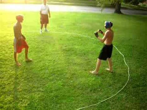 backyard ufc ufc backyard fight youtube