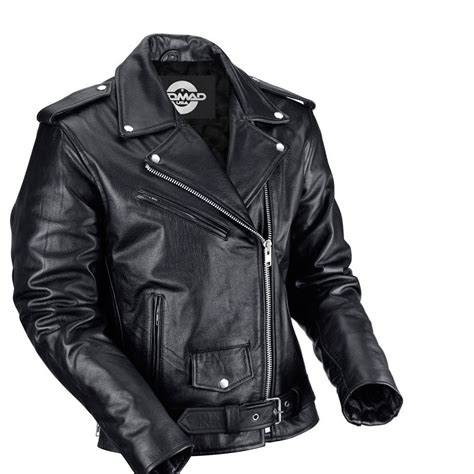 biker jacket nomad usa classic leather biker jacket motorcycle house uk