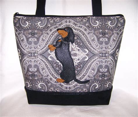 images  dachshund handbags  pinterest