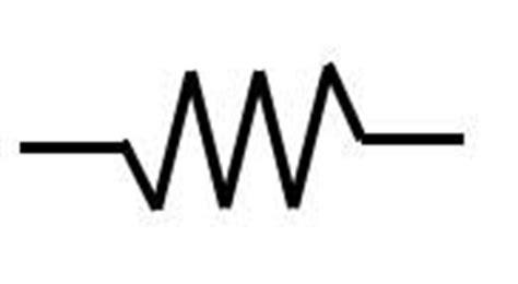 symbol for metal resistor build a light tracking bristlebot