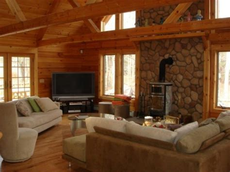 Cabins In Poconos For Rent by Luxury Log Cabin In The Poconos Pennsylvania Vacation