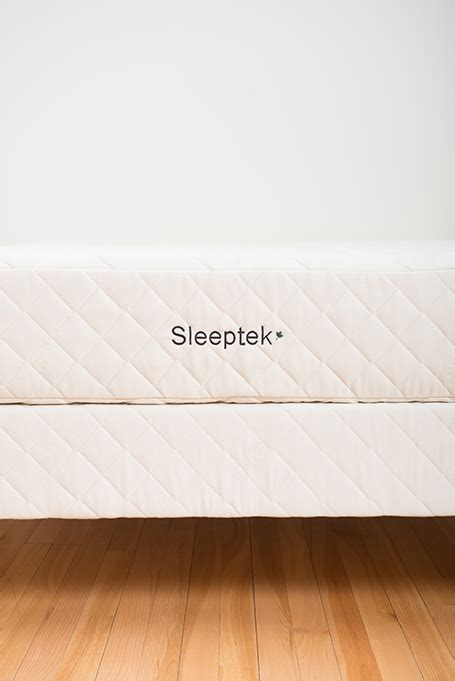 Sleeptek Crib Mattress Sleeptek Classic 3000 Organic Rubber Mattress Soma