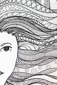 Art Zentangle Patterns For Beginners