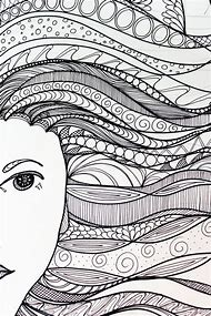 Art Zentangle Patterns For Beginners
