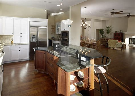 open kitchen floor plans with island open kitchen floor plans with islands home design and