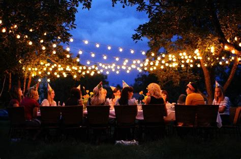 outdoor trellis string lighting mr and mrs gentry