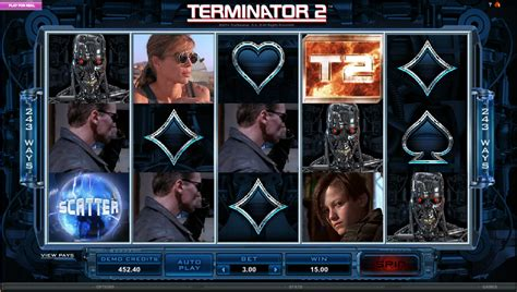 terminator  slot review microgaming  slot games