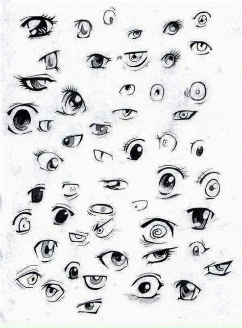 imagenes ojos de anime guias para dibujar ojos anime amino