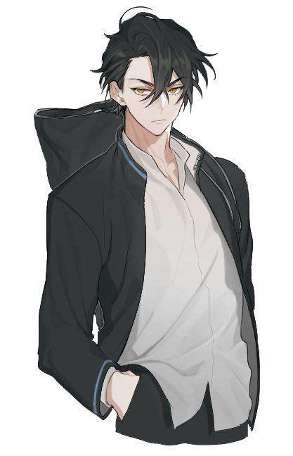 imagenes hot anime bad boy art illustration guy best anime pics https
