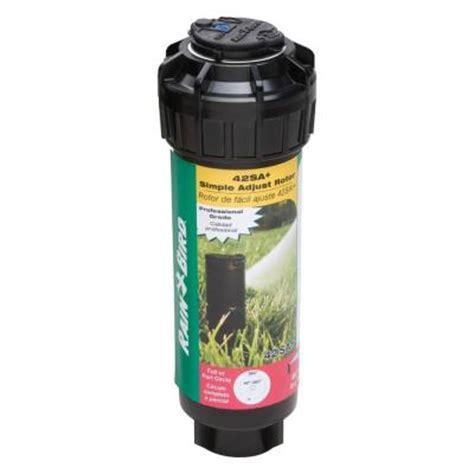 bird sprinkler adjustment images