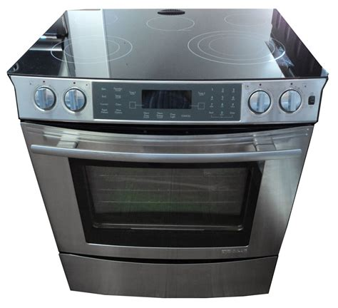Electric Cooktop With Downdraft 30 In Jenn Air Jes8850cas 30 Quot Stainless Steel Slide In Electric