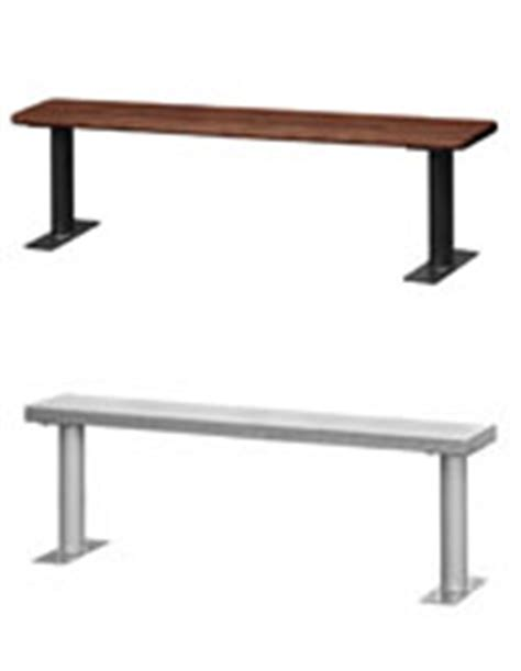 commercial indoor benches commercial site furnishings storage furniture supplies