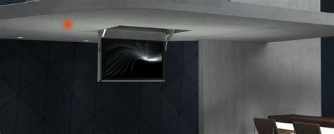 Fernseher An Der Decke Befestigen by Versenkbar Archive Tv Lift Projekt