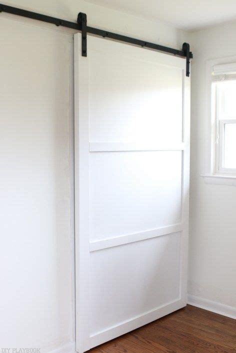 Build Your Own Closet Doors 25 Best Ideas About Diy Barn Door On Pinterest Diy Sliding Door Sliding Barn Door Track And