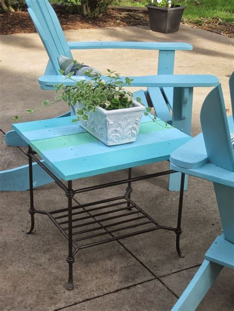 Patio Table Paint 1000 Images About Patio Paint Outdoor On