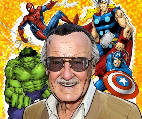 film marvel adalah stan lee pencipta ratusan tokoh marvel