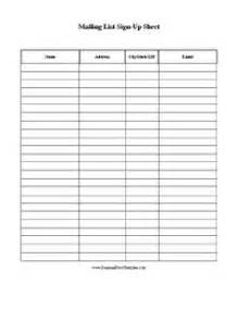 customer sign in sheet template a printable sheet for signing up to bring food and other