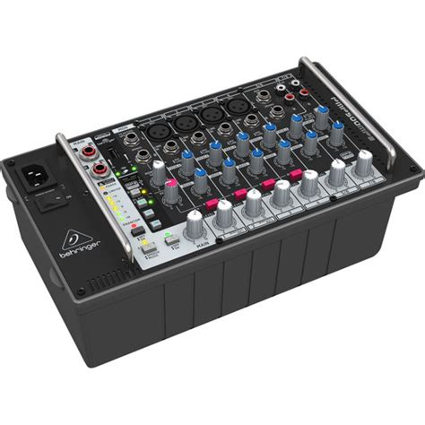 Daftar Mixer Behringer 8 Channel behringer europower pmp500mp3 500w 8 channel powered pmp500mp3