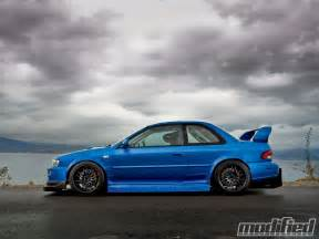 Subaru Impreza Rs Coupe 1998 Subaru Impreza 2 5rs Coupe Modified Magazine