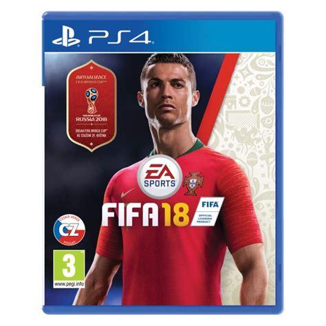 Ps4 Fifa 2018 Reg3 fifa 18 ps4