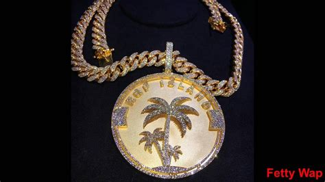 young thug jewelry rappers and jewelry worth 5 million fetty wap future