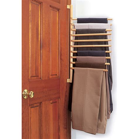 Pant Rack For Closet by Jamb It Slack Rack In Pant Racks