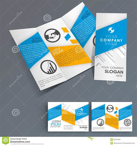 professional brochure design templates 3 best agenda