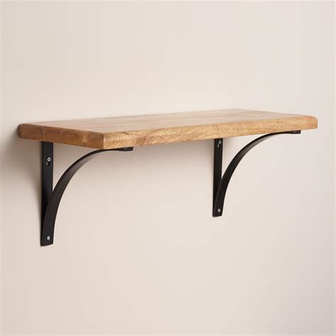 Wall Shelf by Small Wood Wall Shelf World Market
