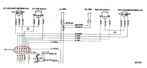 roots headlight relay wiring diagram