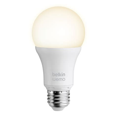 smart led light bulbs press releases