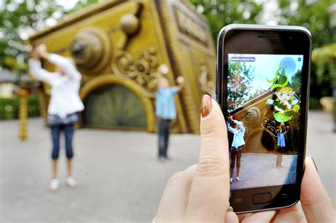 augmented reality augmented reality gaming welcome to the future