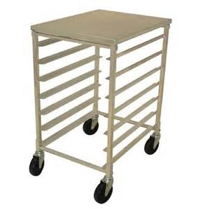 Pan Storage Rack Advance Tabco Pr7 4kt 7 Tier Aluminum Pan Rack Etundra