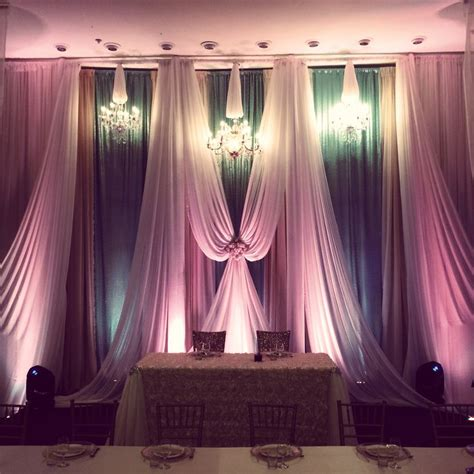 Wedding Backdrop Curtains 1635 Best Ceiling Draping Lighting Backdrops Images On Pinterest Weddings Wedding Ideas