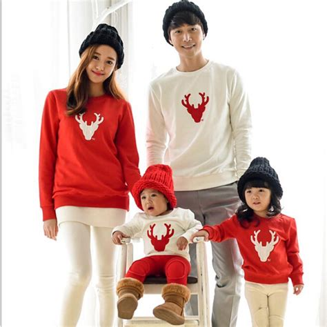 Costume Pieces Kostum Putih popular sweaters family buy cheap sweaters family lots from china