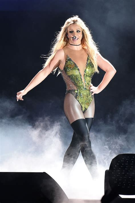 britney spears concert britney spears best concert outfits pics hollywood life
