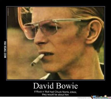 David Bowie Meme - site unavailable