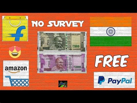 Get Gift Card Free Flipkart - how to get free gift cards amazon flipkart others no surveys youtube