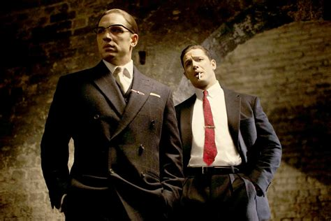 gangster film in london tom hardy to play ronnie and reggie kray in east end